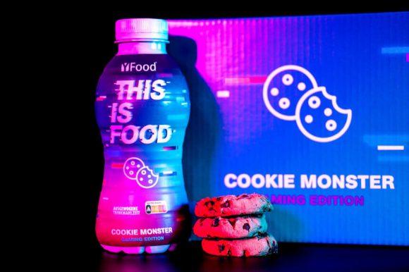 yFood Cookie Monster Vorstellung und test