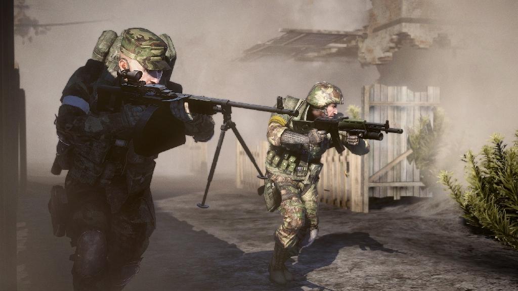 BF:BC2 Sturmtrupp