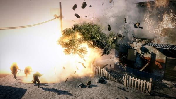 BF:BC2 Explosion