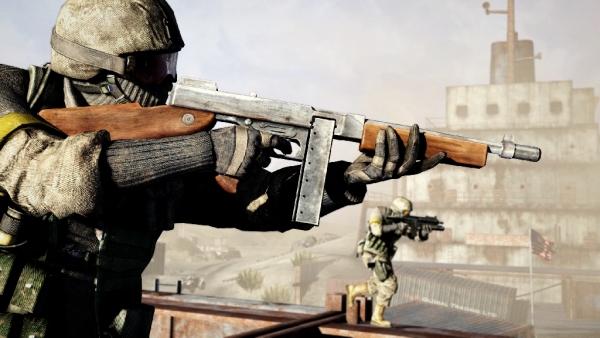 BF:BC2 Gewehr