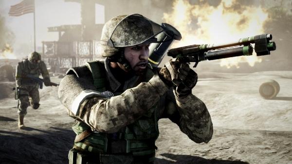 BF:BC2 Pistole