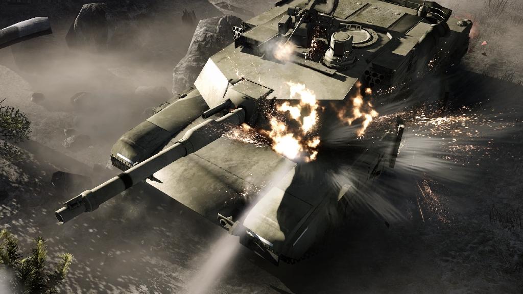 BF:BC2 Panzerrush