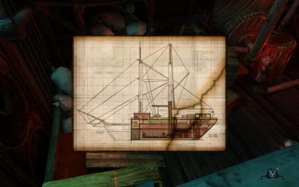 Black-Sails - Das Geisterschiff