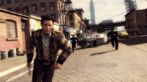 Mafia 2 Screenshot