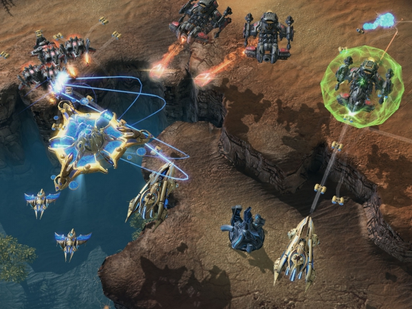 Starcraft 2 Screenshots